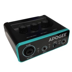 Apogee- C-06microfono cardioidedinámicoc/ soporte araña